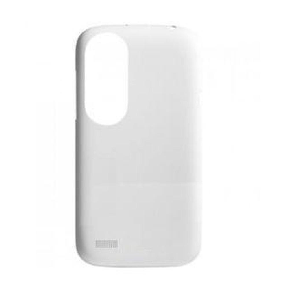pretty nice f0d0b e5b11 Back Panel Cover for HTC Desire X - White
