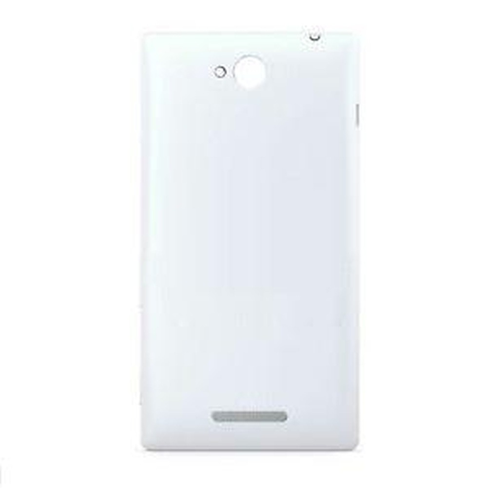 hot sale online 8a49d 9dd20 Back Panel Cover for Sony Xperia C HSPA Plus C2305 - White
