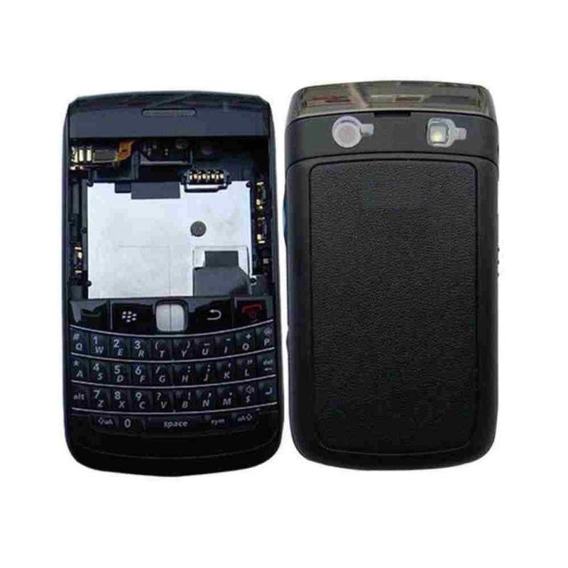 Full Body Housing for BlackBerry Bold 9780 - Black