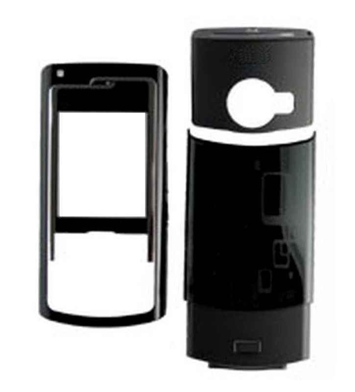 Full Body Housing For Nokia N72 Black - Maxbhi.com