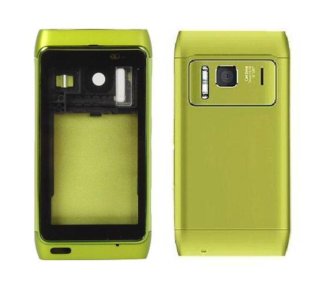 Full Body Housing for Nokia N8 - Green