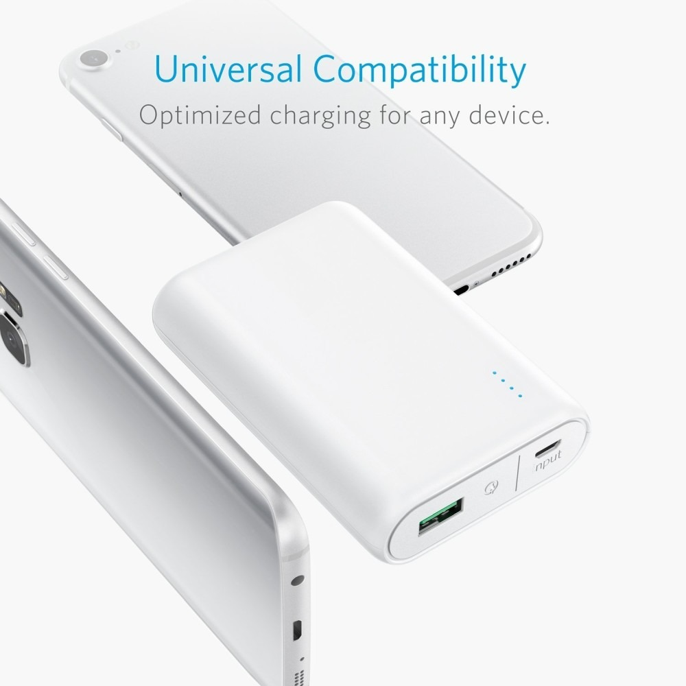 10000 mAh Power Bank by Maxbhi.com - Universal Compatibility