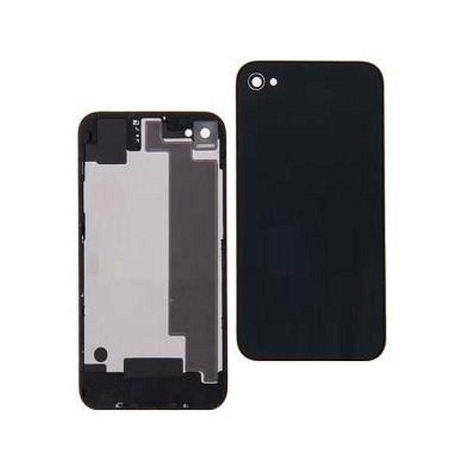 Full Body Housing For Apple Iphone 4 Black - Maxbhi.com