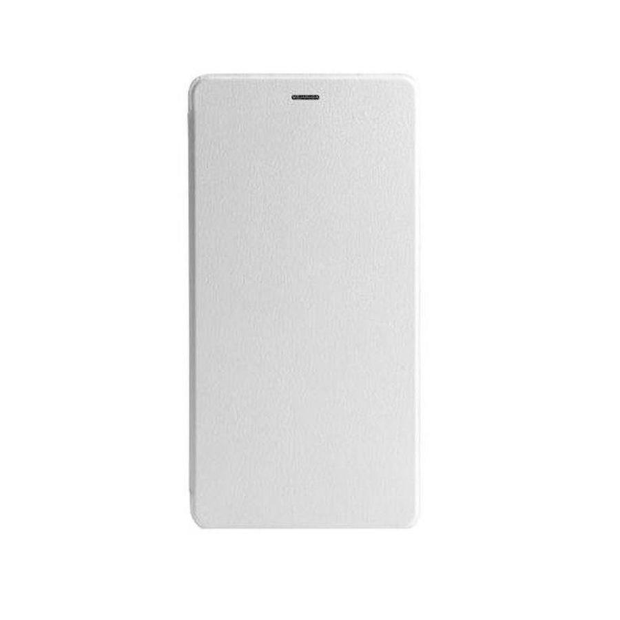 size 40 54c0b a2170 Flip Cover for Micromax Canvas 5 Lite Q462 - White