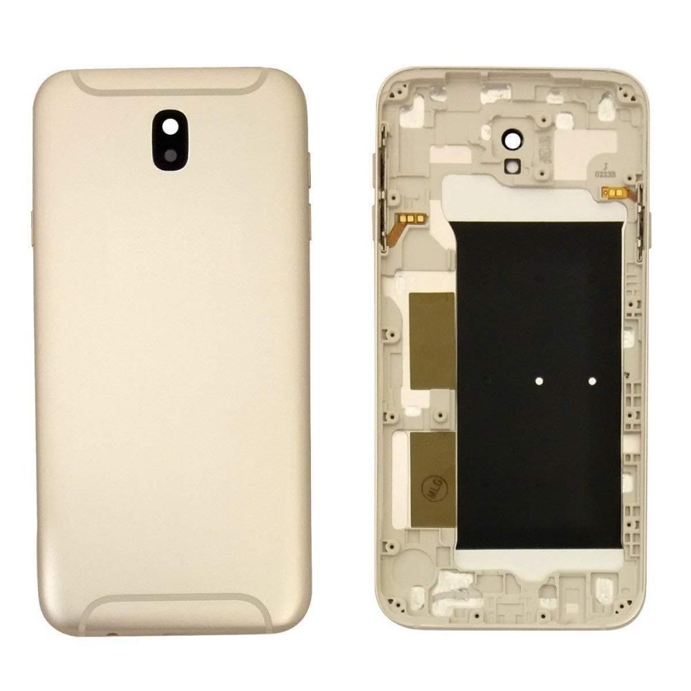 buy online f7c18 ea356 Full Body Housing for Samsung Galaxy J7 Pro - White