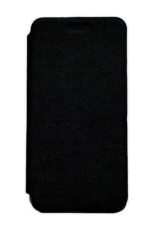 wholesale dealer 77adc 05b46 Flip Cover for Itel PowerPro P41 - Black