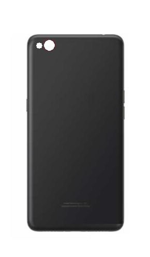 new styles a3c36 cd3ee Back Panel Cover for Nubia N2 - Black