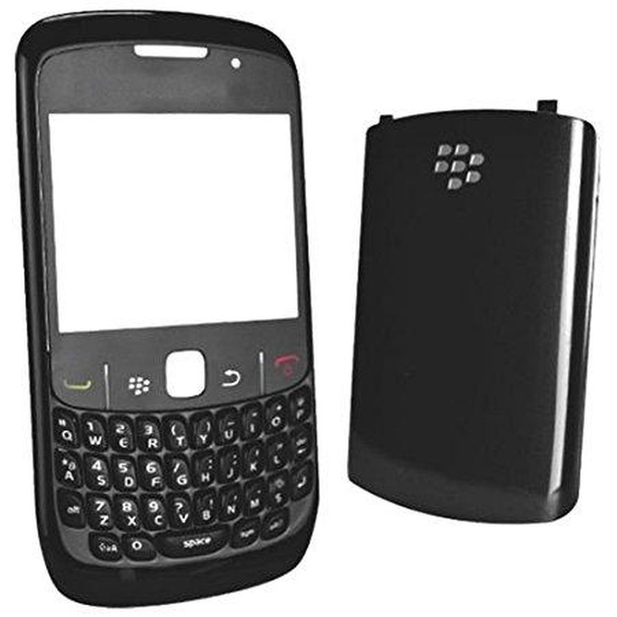 Fashion style Curve blackberry 8520 stylish back cover for lady
