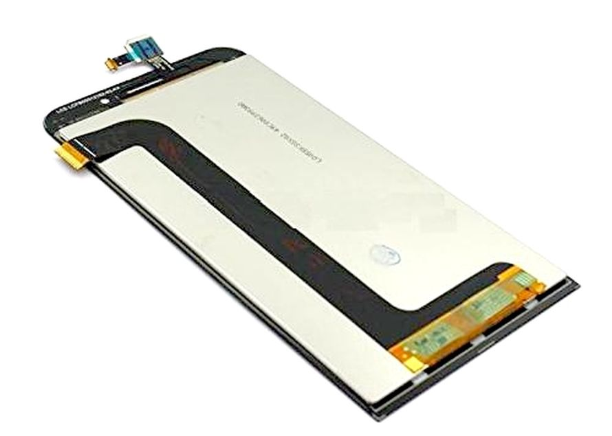LCD with Touch Screen for Asus Zenfone Max ZC550KL - Black (complete assembly folder)