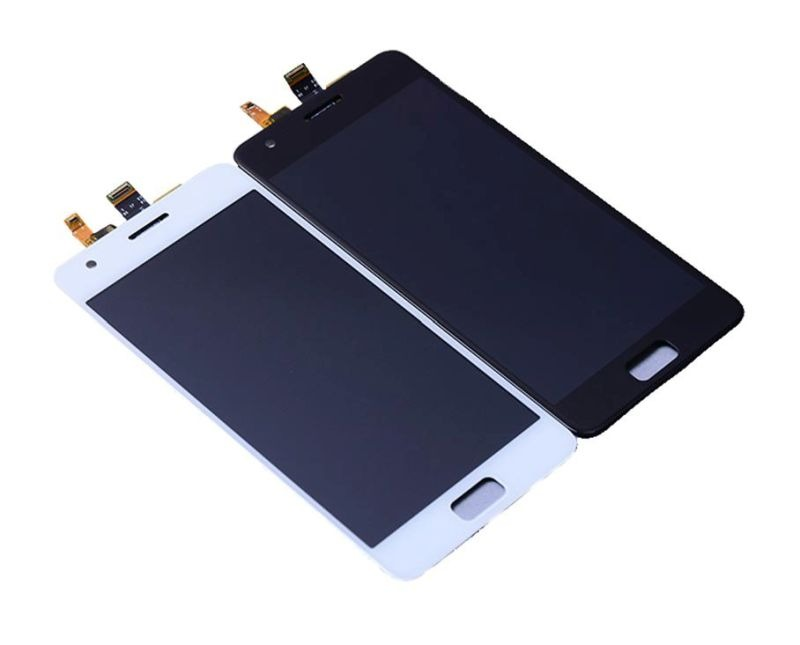 LCD with Touch Screen for Lenovo Z2 Plus 32GB - Zuk Z2 - Black (complete assembly folder)