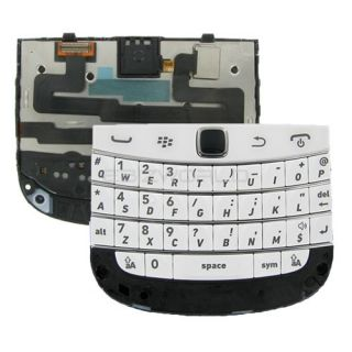 Keypad For Blackberry Bold Touch 9900 With Flex Cable White