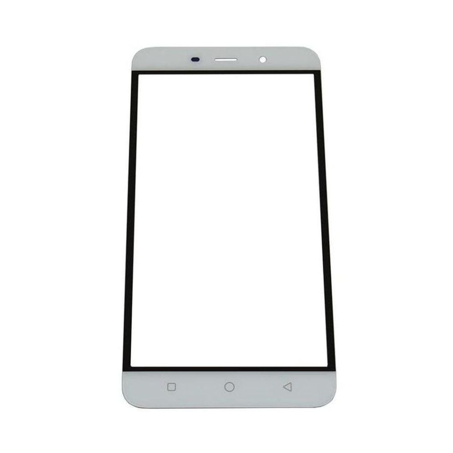 Front Glass for Coolpad Note 3 Lite - White