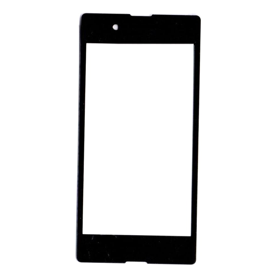 Replacement Front Glass For Sony Xperia E3 Dual D2212 Yellow By - Maxbhi.com