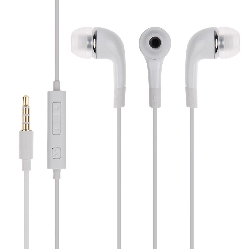 In ear Stereo Headset With Microphone Suitable For Panasonic Eluga Ray 700