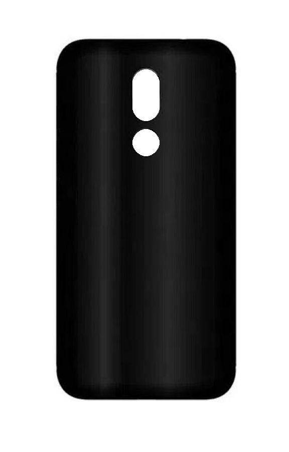 new arrival 31311 6fccc Back Panel Cover for Micromax Selfie 3 E460 - White