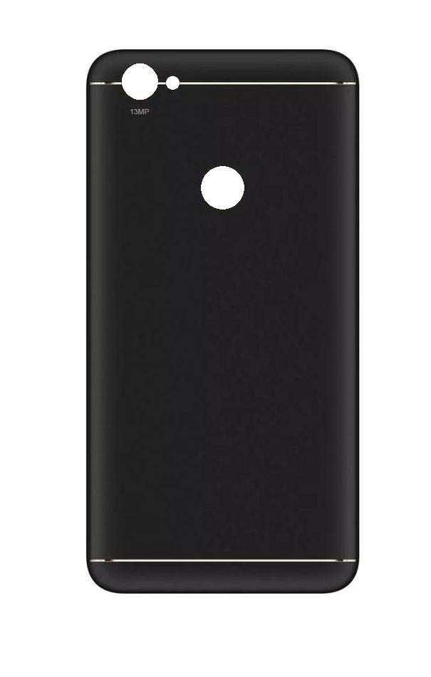huge selection of 124ef e883c Back Panel Cover for Karbonn Titanium Frames S7 - Black