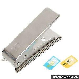 Micro Sim Cutter For Sony Ericsson Xperia Ion