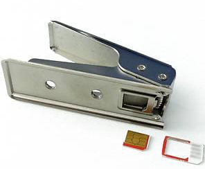 Nano Sim Cutter For Apple iPhone 5