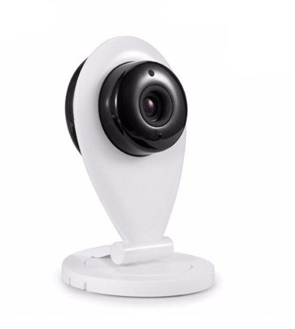 Wireless HD IP Camera for Xiaomi Redmi Note 5 Pro - Wifi Baby Monitor & Security CCTV by Maxbhi.com