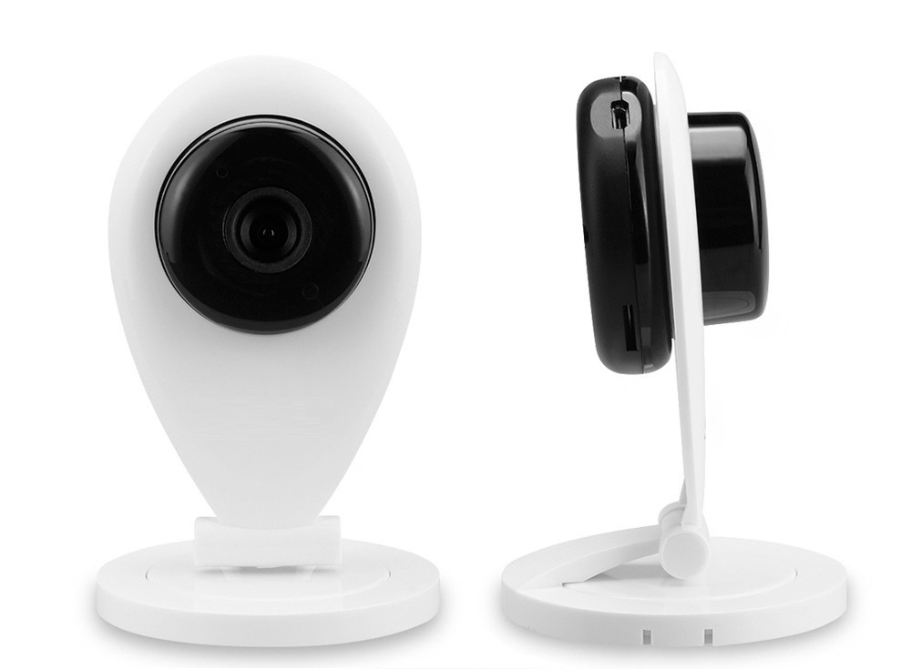 Wireless HD IP Camera for IBall Andi 5F Infinito - Wifi Baby Monitor & Security CCTV by Maxbhi.com