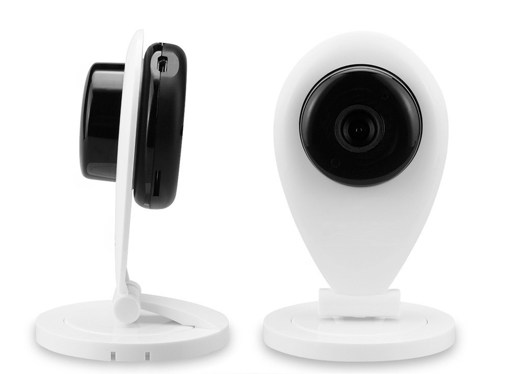 Wireless HD IP Camera for D-Link D100 - Wifi Baby Monitor & Security CCTV by Maxbhi.com