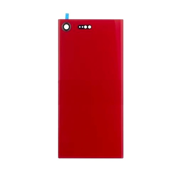 best website 44449 8511c Back Panel Cover for Sony Xperia XZ Premium - Red