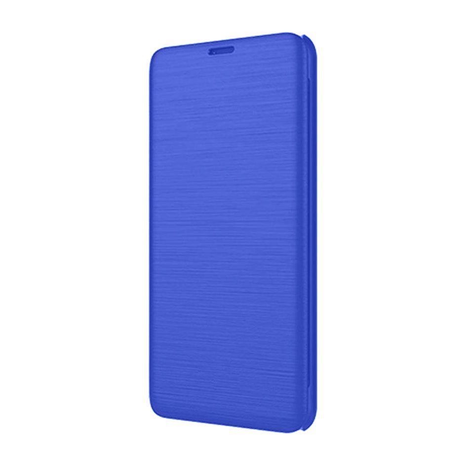 reputable site adb1b 44b0c Flip Cover for Asus Zenfone 3 ZE520KL - Blue