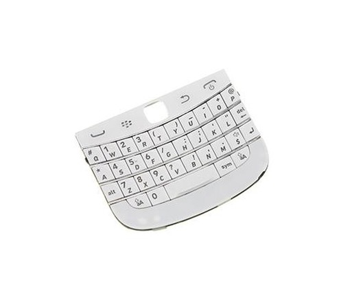 Keypad For Blackberry Bold Touch 9900 White - Maxbhi Com
