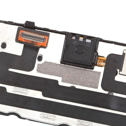 Keypad For Blackberry Bold Touch 9900 With Flex Cable White - Maxbhi Com