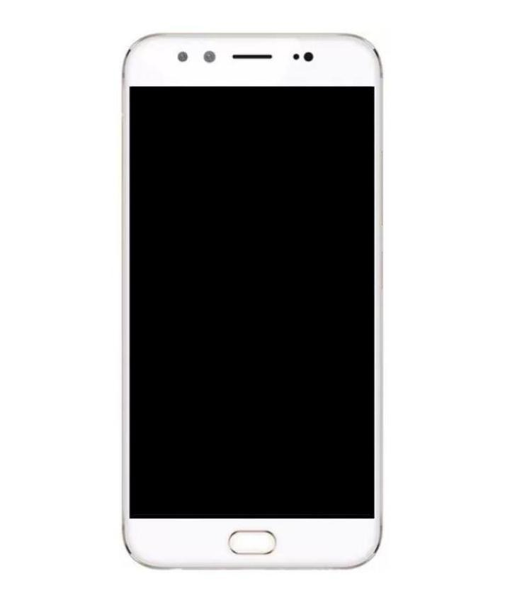 Lcd With Touch Screen For Vivo V5 Plus Rose Gold By - Maxbhi Com