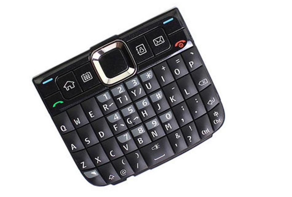 Keypad For Nokia E63 Black - Maxbhi Com