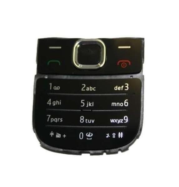 Keypad For Nokia 2700 Classic Black - Maxbhi Com