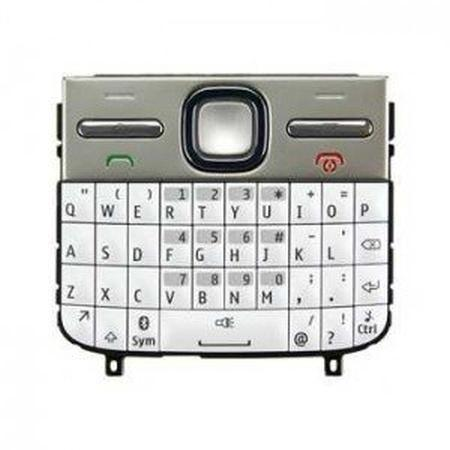 Keypad For Nokia E5 White - Maxbhi Com
