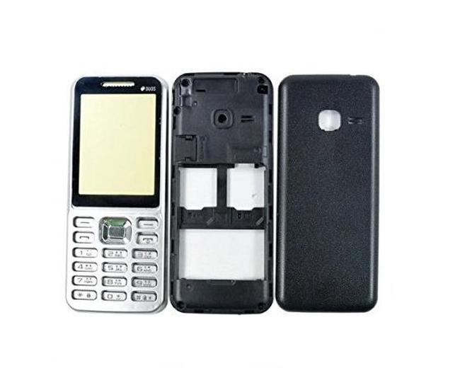 Full Body Faceplate For Samsung C3322 Metro Duos - Maxbhi Com