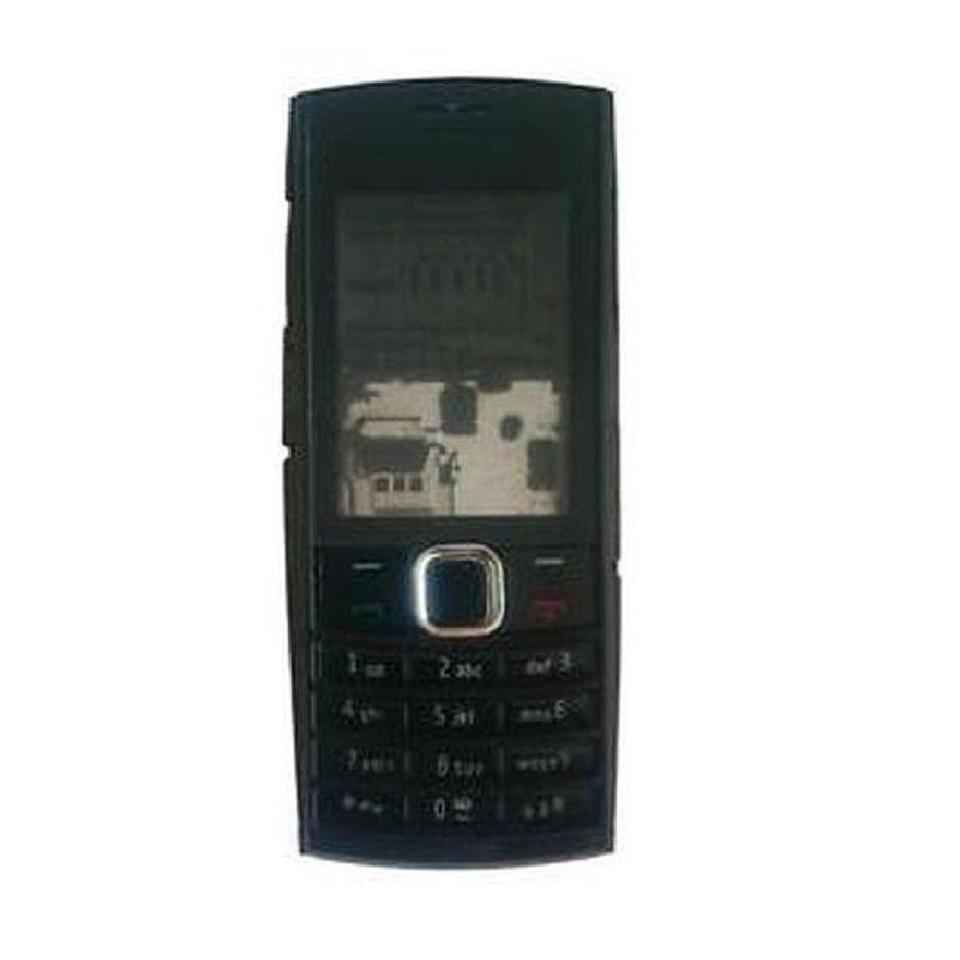 Full Body Housing For Nokia X202 Red - Maxbhi Com