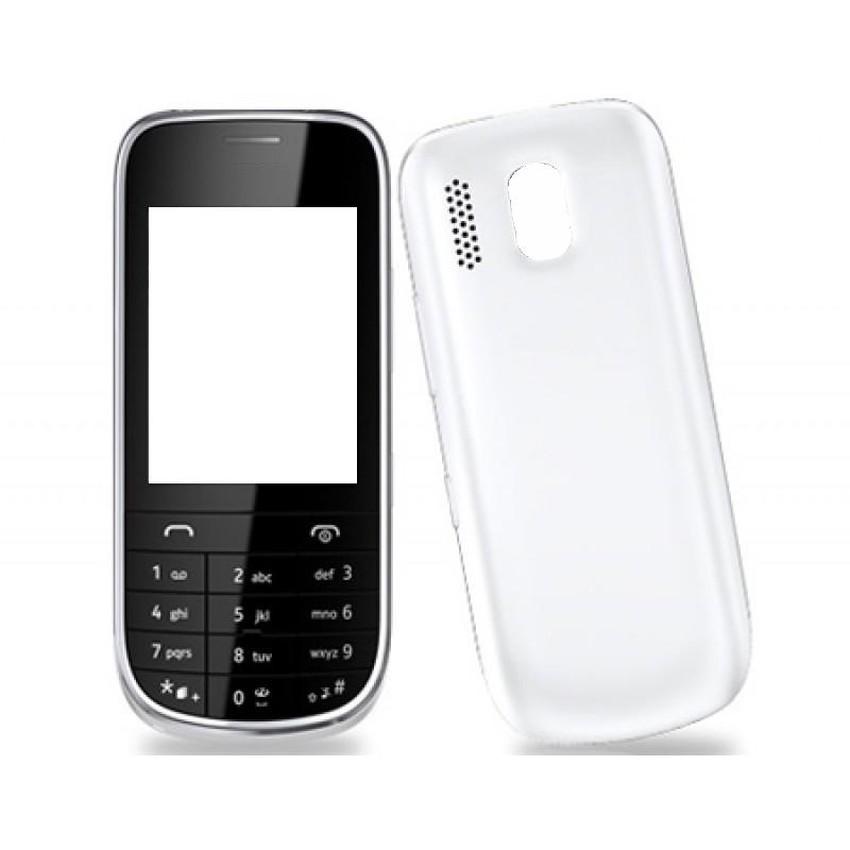 Full Body Housing For Nokia Asha 203
