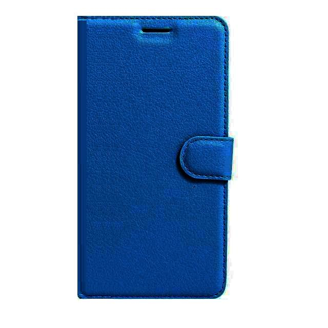 new concept 39d58 45f1d Flip Cover for Samsung Galaxy J4 Plus - Blue