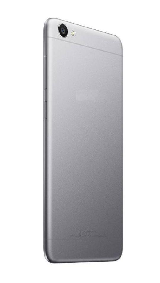 Full Body Housing For Vivo Y55l Grey - Maxbhi Com
