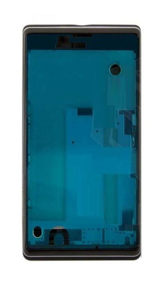 Full Body Housing For Sony Xperia L C2104 Black - Maxbhi Com