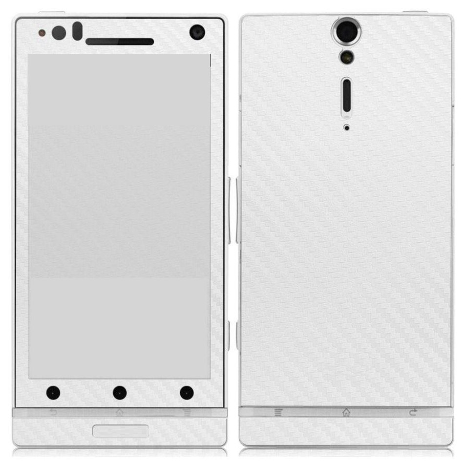 Full Body Housing for Sony Xperia S LT26i - Silver