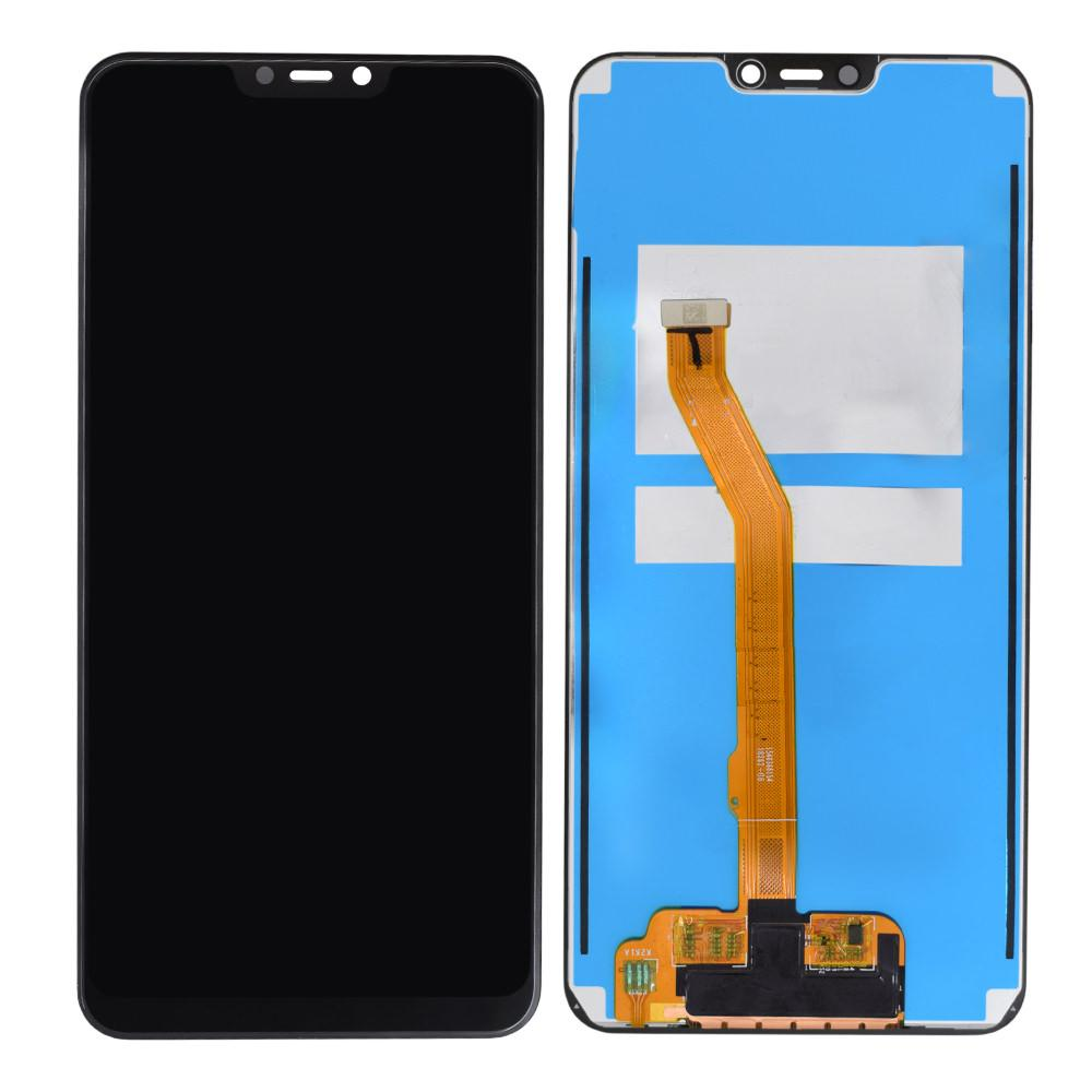 big sale 30235 6d9b7 LCD with Touch Screen for Vivo Y81i - Black (display glass combo folder)