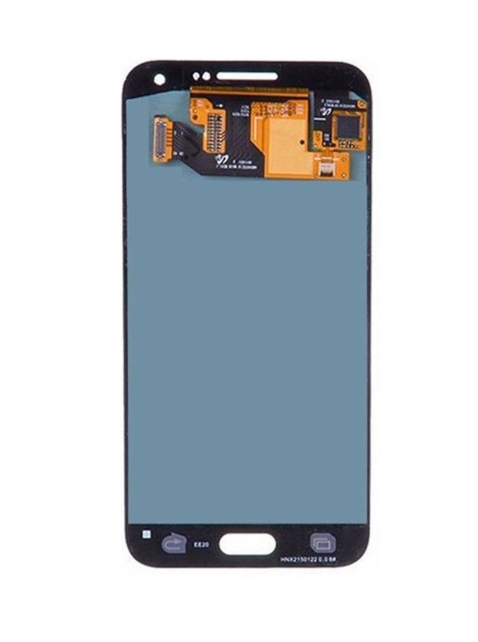 Lcd With Touch Screen For Samsung Galaxy E5 Sme500f White By - Maxbhi Com