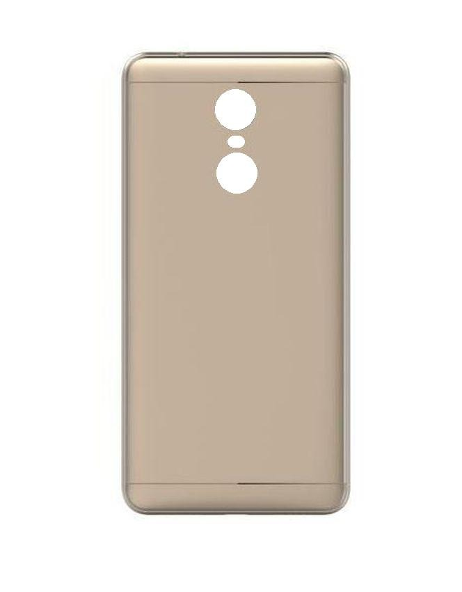 best service 93f87 15a53 Back Panel Cover for Lava A3 Mini - Gold