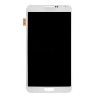 Lcd With Touch Screen For Samsung Galaxy Note 3white By - Maxbhi Com