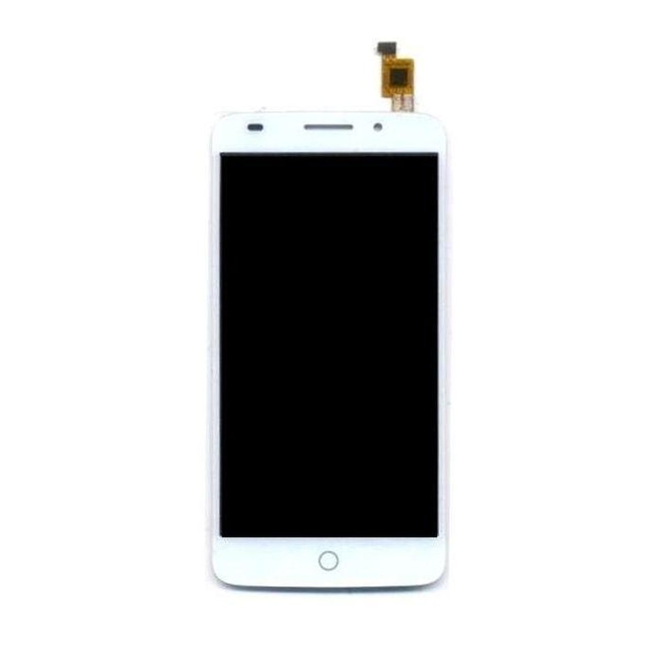 Lcd With Touch Screen For Swipe Elite Plus White By - Maxbhi Com