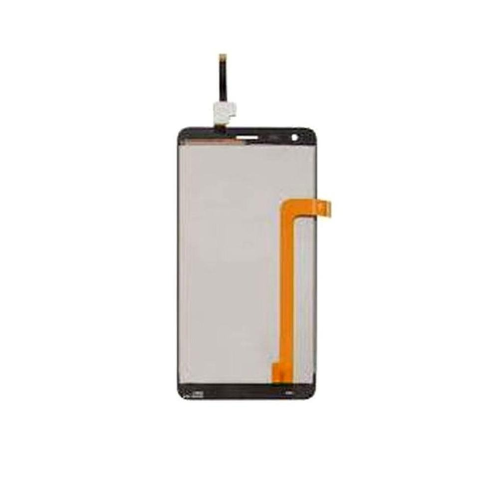 Lcd With Touch Screen For Xiaomi Redmi 2 Prime Grey By - Maxbhi Com