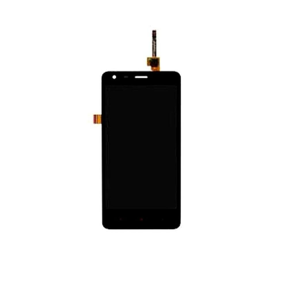 Lcd With Touch Screen For Xiaomi Redmi 2 Prime White By - Maxbhi Com
