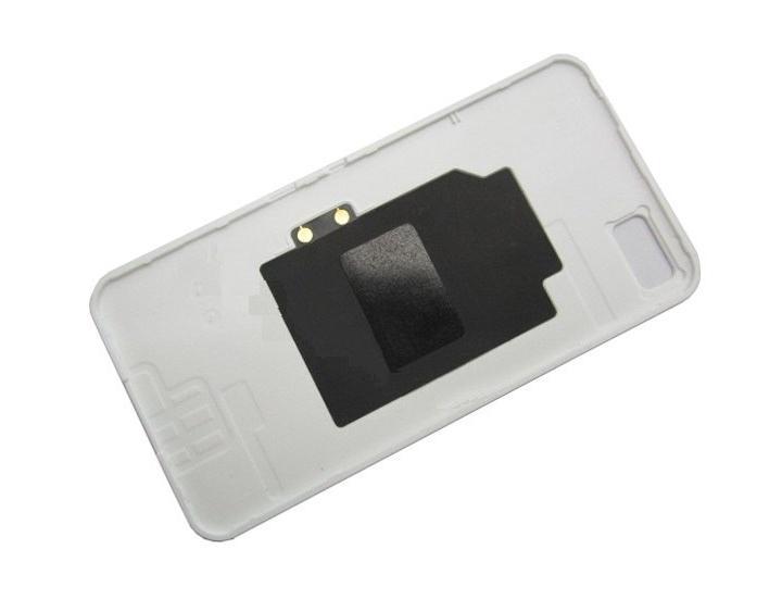 Back Panel Cover for BlackBerry Z10 - White