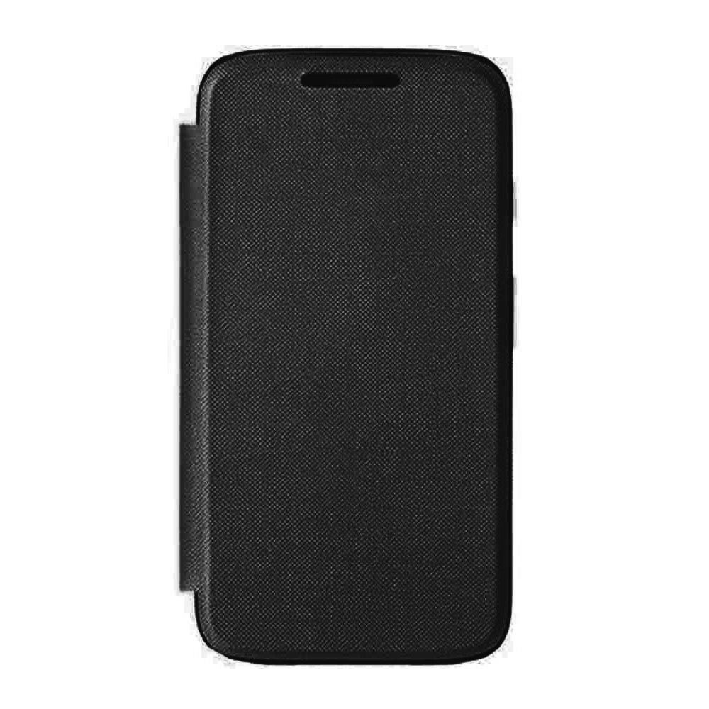 big sale 7d5ae b44d9 Flip Cover for BLU Vivo One Plus 2019 - Black