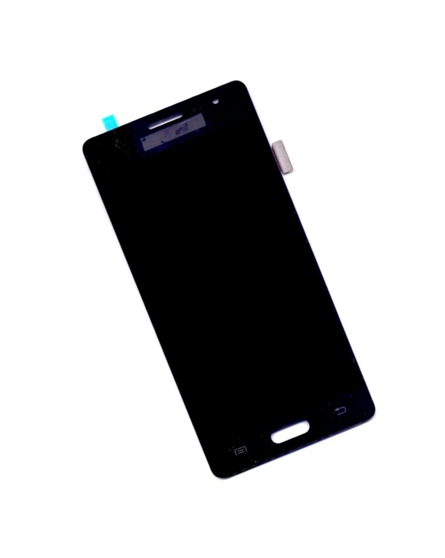 Lcd With Touch Screen For Samsung Z3 Black By - Maxbhi Com